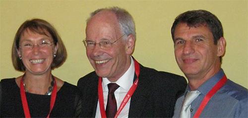 Cronstedt award recipients