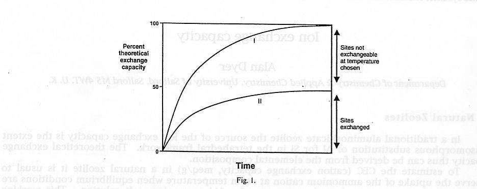 Ion Exchange Capacity